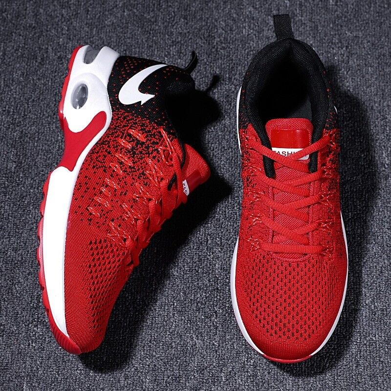 Flyknit Flywire Athletic Sports Men's Air Cushion Fashion Sneakers Casual Shoes 8