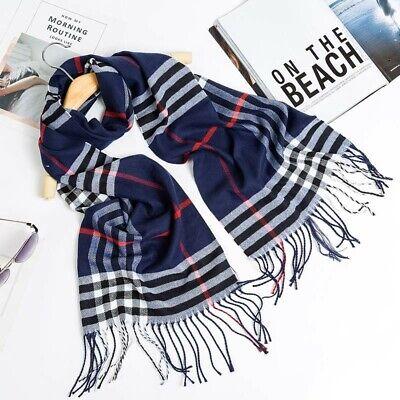 20 scarves discount pashmina men unisex plaid checked wholesale shawls 4