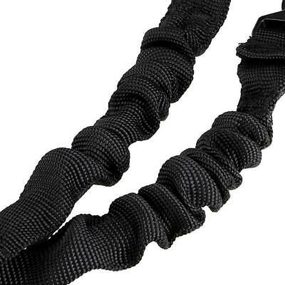 Tactical One Single Point Sling Strap Bungee Rifle Gun Sling with QD Buckle 5