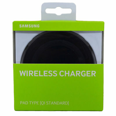 Original Qi Wireless Charger Charging Stand Dock Pad For Samsung Galaxy S8 S7 S6 6