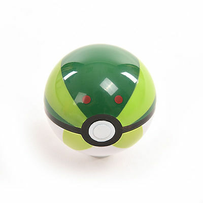 9 Pokemon Pokeball Pop-up 7cm Cartoon Plastic BALL Kids Toy Gift Pikachu Monster 10