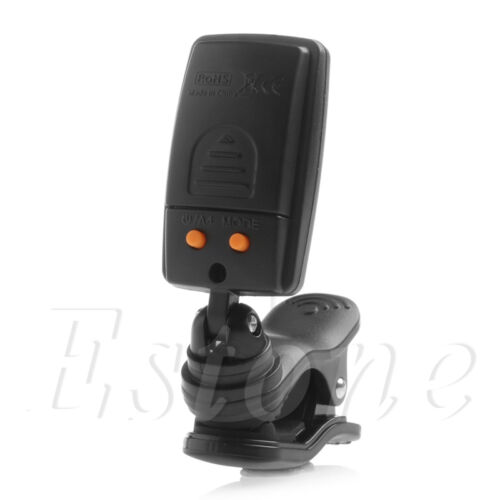 Digital LCD Chromatic Electric Guitar Clip On Tuner Acoustic Bass Violin Ukulele 6
