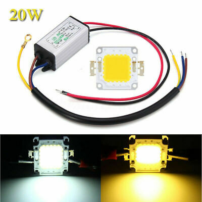 10W 20W 30W 50W 70W 100W LED Driver High Power Supply Waterproof LED Chip Bulb 8