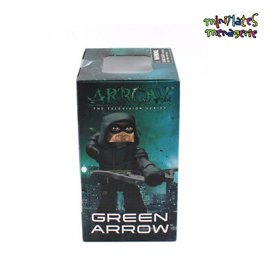 Vinimates DC Arrow TV Show Green Arrow Vinyl Figure The CW Network