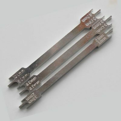 Dental Orthodontic Instruments Bracket Positioning Height Gauge Wick 0.22 L/M/S