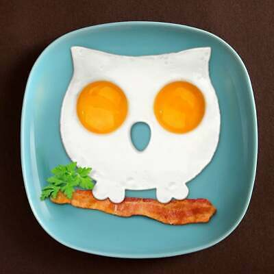 FRED FUNNY SIDE UP Egg - Corral Owl  egg cooking kitchen aid 8