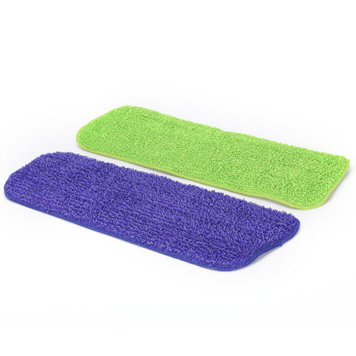 Replacement Microfiber mop Washable Mop head Mop Pads Fit Flat Spray Mops DS 3