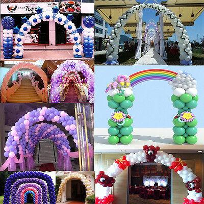 Balloon Arch Column Base Bottom Stand Display Wedding Birthday Party Decoration 3