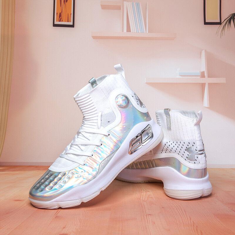 Nuova moda Sneakers uomo Under Armour Curry 4 scarpe da basket di  formazione 8 8 di 12 Vedi Altro 7ff8c8fda01