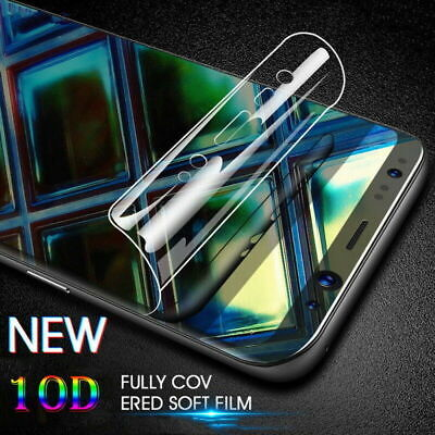 For Huawei P30 Pro P30 Lite HYDROGEL Full Coverage Screen Protector Film Gurd 11