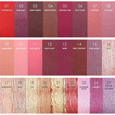 FOCALLURE 25 Colors Long Lasting Waterproof Matte Lipstick Liquid Gloss Cosmetic 5
