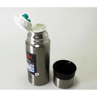 Isolierflasche Stainless King grey 0,47 ltr Thermos grau Edelstahl doppelwandig