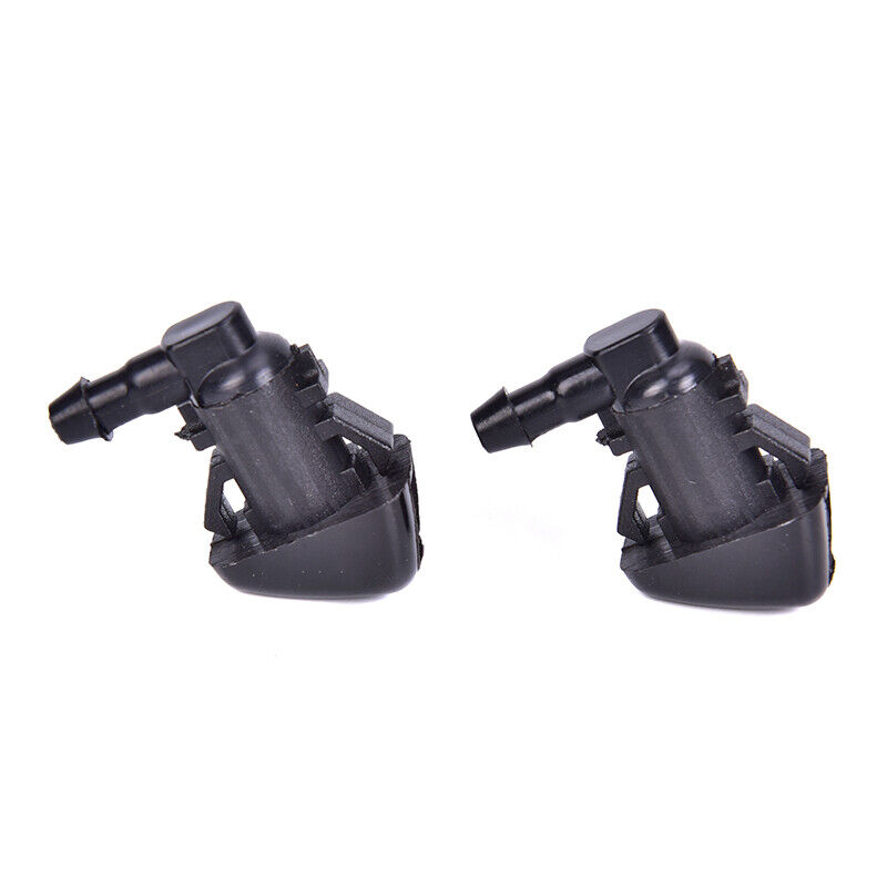 2X Windshield Wiper Washer Sprayer Nozzle For Jeep Grand Cherokee 68260443A RAC 2