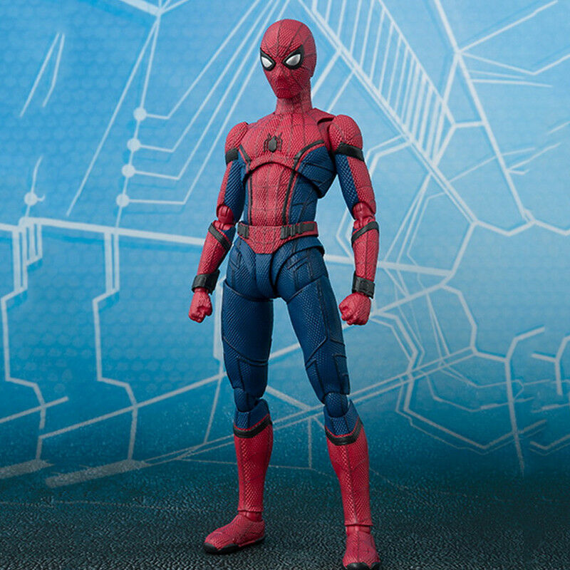 16cm Spider-Man Superheld Action Figur Avengers Spiderman Figurine Spielzeug Toy 10