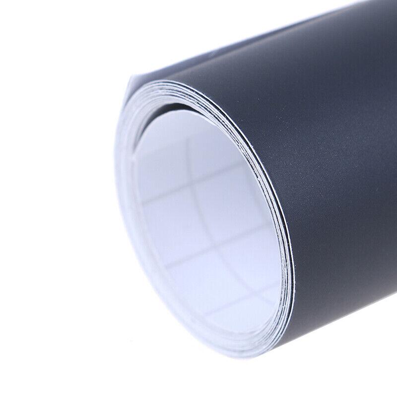 Car matte black vinyl film wrap DIY sticker vehicle 3d decals BF 6