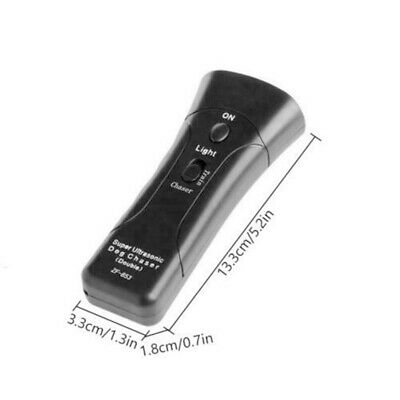 Anti Dog Barking Pet Trainer LED Light Ultrasonic Gentle Chaser Petgentle Style 9