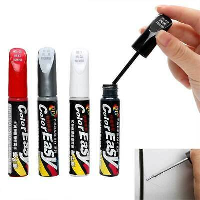 Profession DIY Pen Car Clear Scratch Remover Brush Touch Up Auto Paint Repair 2