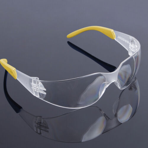 Work Glasses Eye Protection Safety Riding Goggles Lab Spectacles Anti-slip