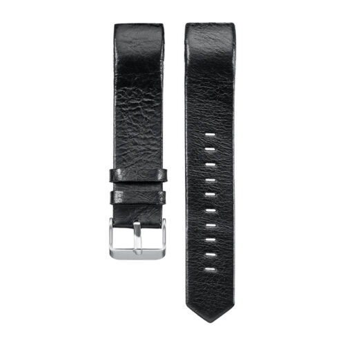 2017 Genuine Leather Wrist Band Watch Strap For Fitbit Charge 2 Large Small 11