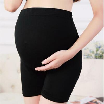 Women Maternity Panties Leggings Shorts High Waist Pregnant Underwear Briefs FI 4