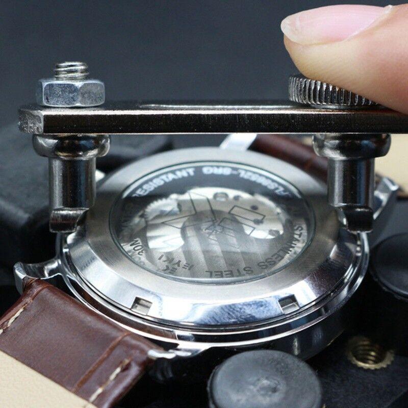 Ouvreur de montres Outil d'horloger Montres Réparation de couvercle ouvreur 5