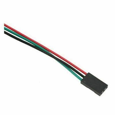 10×70cm Jumper Wire Steckbrücken Steckbrett Kabel 2//3//4Pin M-F Männlich Weiblich