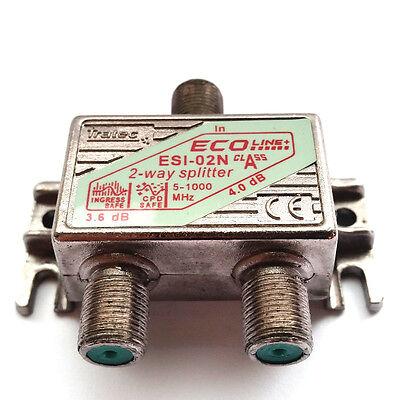 7,3 db 4-Way Splitter Eco ES-04+