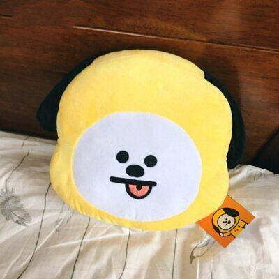 Cute Bangtan Boys BTS bt21 Plush Pillow Toy TATA VAN COOKY CHIMMY SHOOKY KOYA 7