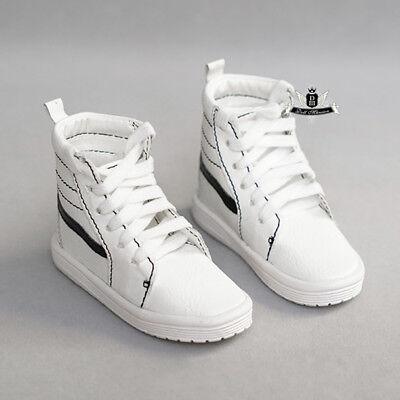 Uncle 70cm BJD Shoes SD17 Dollfie white casual Boots Sneaker MID DOD AOD SOOM DZ