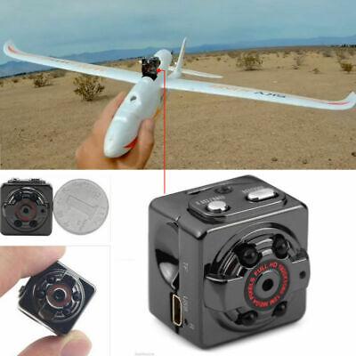 Mini Telecamera Spia Microcamera Infrarossi Full Hd Nascosta Micro Notturna Sq8 9