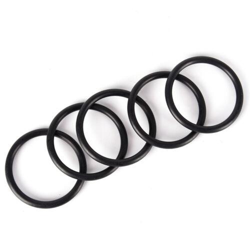 4Pcs Rubber O-Ring FastenerKit High Strength Bumper Quick Release ReplacementGK 6