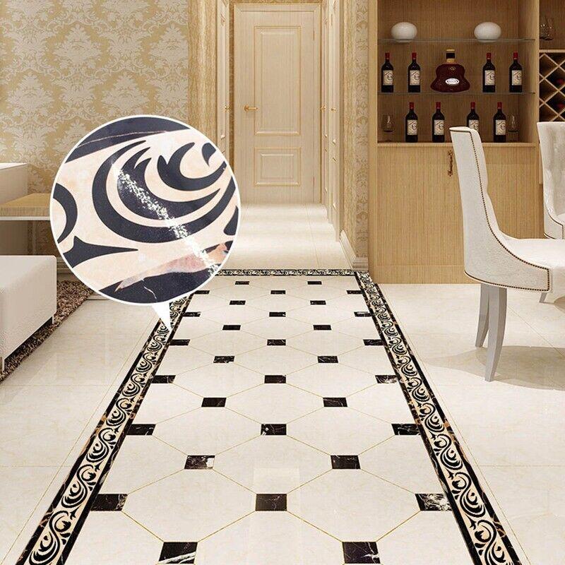MARMOR 3D SELBSTKLEBEND Badezimmer Küche Wand Treppe Boden ...
