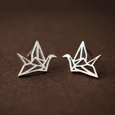 Fashion Women's Girl 925 Silver Sterling Earrings Cute Ear Stud Jewelry Gifts 6