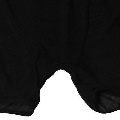 Boxer Noir sheer tour de taille 65-100 cm unique sexy Ref S20 Uzhot by neofan