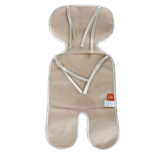 Baby Infant Stroller Car Seat Pram Highchair Cool Icy Silky Liners Pad Mat 11