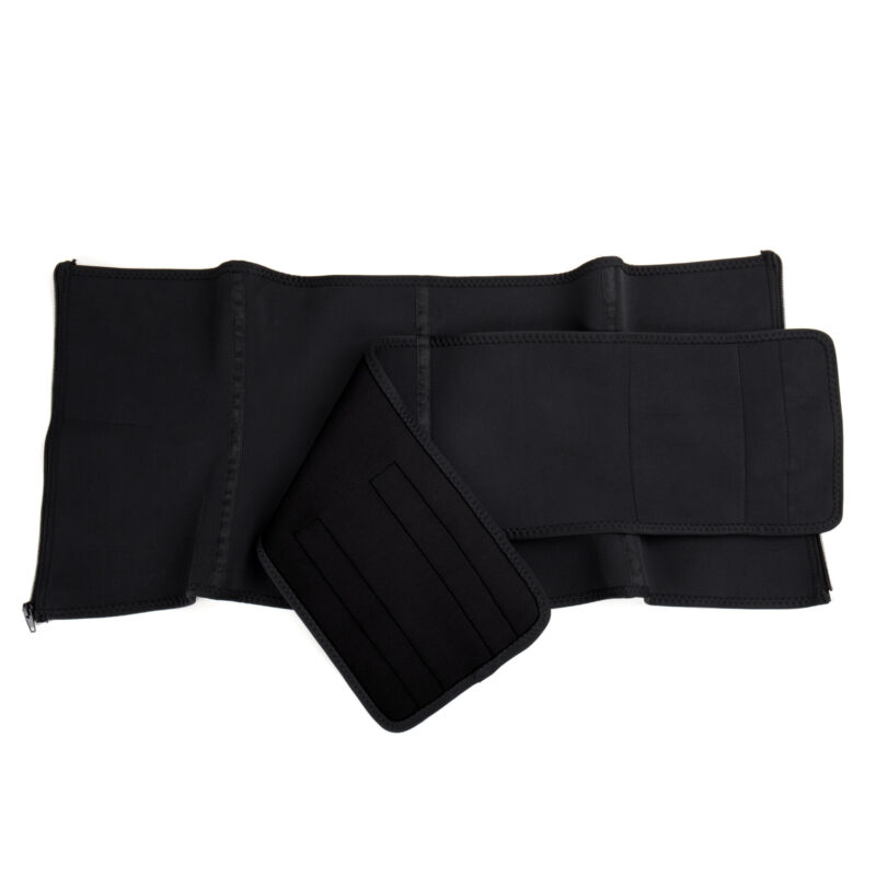 Waist Trainer Cincher Tummy Control Body Shaper Corset Slimming Belt Sport Wrap 5