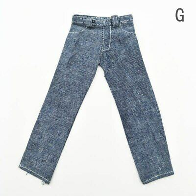 High Quality 1/6 Doll Clothes Jeans Pants For Ken Doll Trousers For 11.5in Doll 4