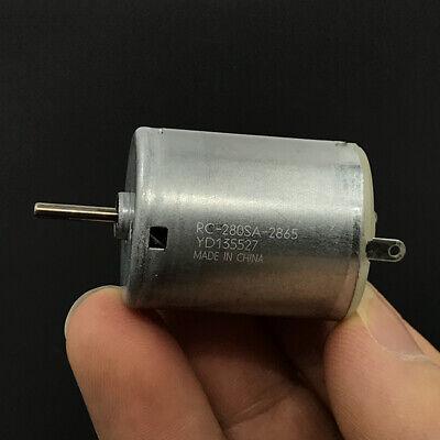 MABUCHI FC-280SA-12807A Micro Motor DC3V-9V 25000RPM High Speed DIY Model Toy