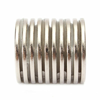 10/50/100Pcs Super Strong Round Disc Magnets Rare-Earth Neodymium Magnet USSTOCK