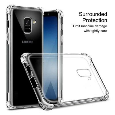 360° TPU HARD Case Shockproof Full Protector Cover For Samsung Galaxy S9 S9 plus 11