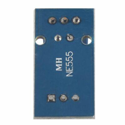 5 Stücke Einschaltdauer Frequenz Einstellbar Modul Rechteckwelle NE555 Neue I hm