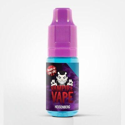 Vampire Vape E-Liquid *5x10ml bottles for £10.99* - All Flavours & Strengths 2