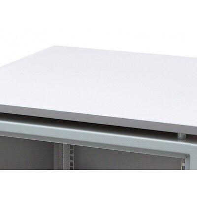 """Zubehör 19/"""" Netzwerkschrank 15HE 600x800 Serverschrank Rollen ZPAS"""