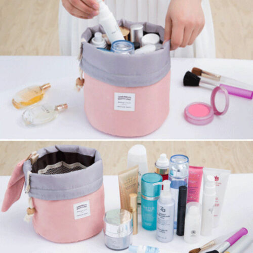 Women Cosmetic Make Up Travel Toiletry Bag Pouch Organizer Handbag Case Storage 5