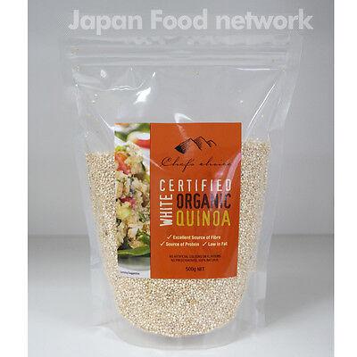 Organic White Quinoa 500g + 3 Mix Organic Quinoa 500g 100% natural 3