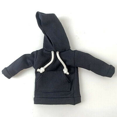 """Fashion Handmade Hoodie For 11.5"""" 1/6 Doll Sweatshirt Outfits Doll Clothes Shoes 10"""
