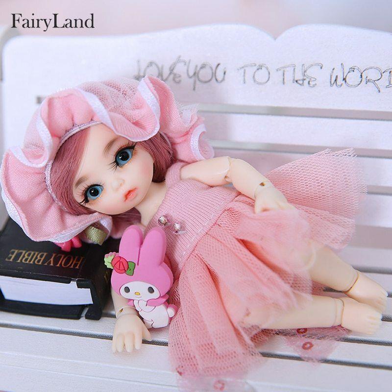 muñeca recast Bella BJD doll 1//4 slim quality toys belle duende kawaii anime cu