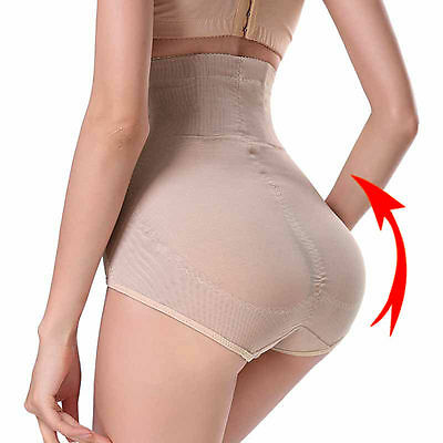 320ae726bcc40 ... Women Tummy Control High Waist Panty Bodysuit Body Shaper Seamless  Shapewear US 3