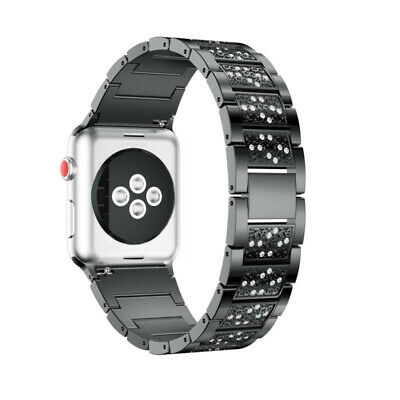 For Apple Watch Series 4 3 2 38/40MM Stainless Steel Bracelet iWatch Band Strap 6