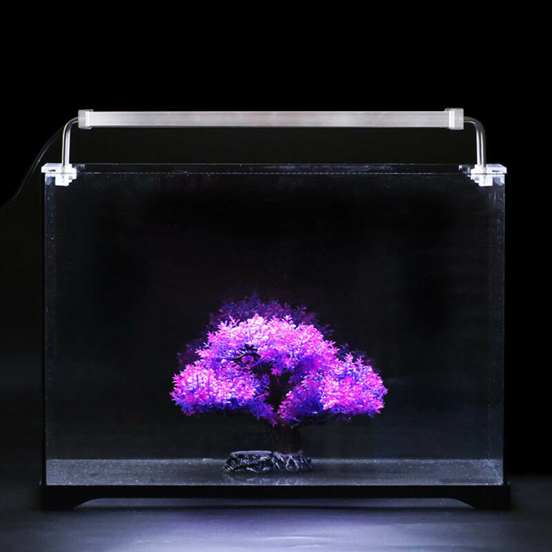 Aquarium LED Light Lighting Full Spectrum Aqua Plant Fish Tank Marine Bar Lamp 4